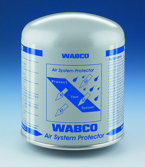 New Layout for WABCO Air Dryer Cartridges